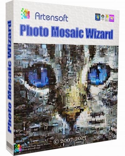 Artensoft Photo Mozaic Wizard 2.0.136 Multilangual