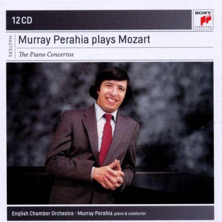 Murray Perahia - Mozart: The Piano Concertos (12 CD Box Set) (2012) [FLAC]
