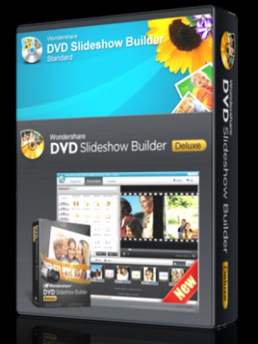 Wondershare DVD Slideshow Builder Deluxe 6.7.0