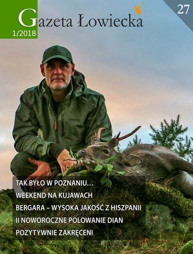 Gazeta Łowiecka - 1 / 2018