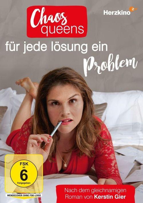 Na każde rozwiązanie jest problem / Chaos Queens: Für jede Lösung ein Problem (2017) PL.HDTV.XviD-DiDi / Lektor PL