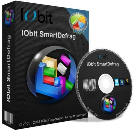 IObit Smart Defrag Pro 5.8.6.1286 Multilingual