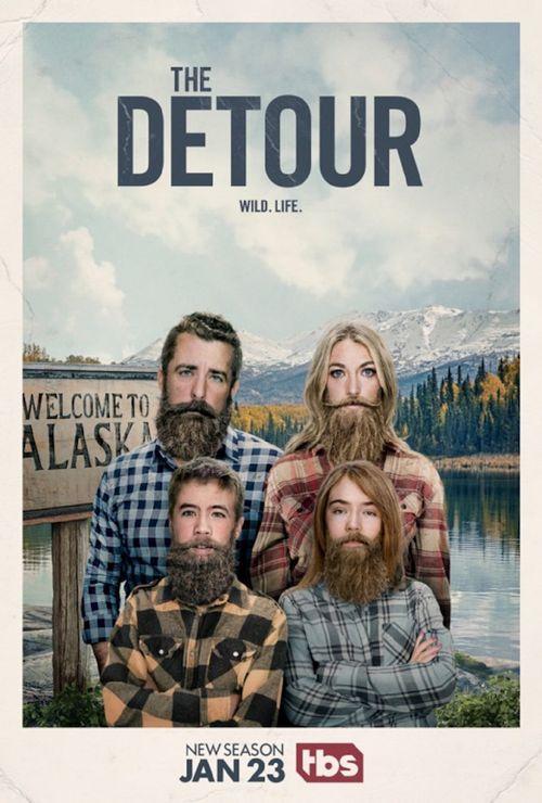 Objazd / The Detour (2017) {Sezon 2} PL.720p.HDTV|WEB-DL.x264-J / Lektor PL