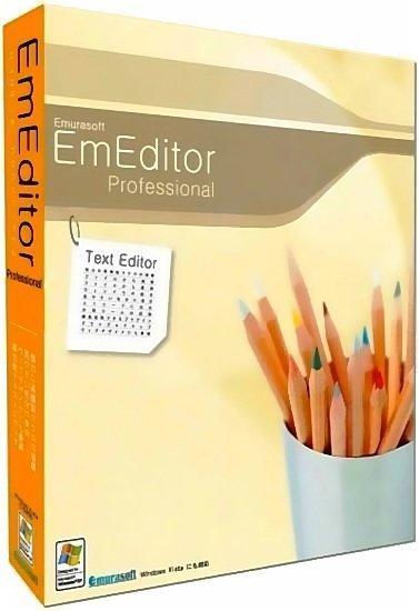 Emurasoft EmEditor Professional 17.6.0 Multilingual