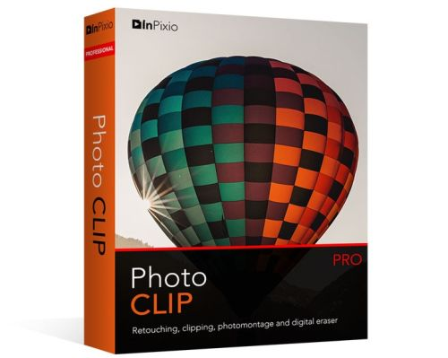 InPixio Photo Clip Professional 8.4.0 Multilingual + Portable