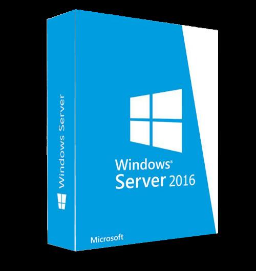 Windows Server 2016 x64 VL with Update 05.2019