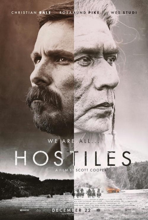 Wrogowie / Hostiles (2017) PL.480p.BRRip.XViD.AC3-MORS | LEKTOR PL