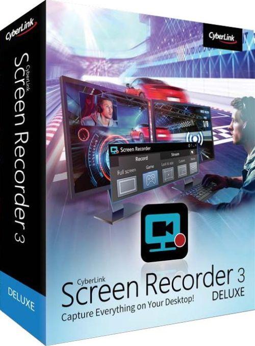 CyberLink Screen Recorder Deluxe 3.0.0.2930