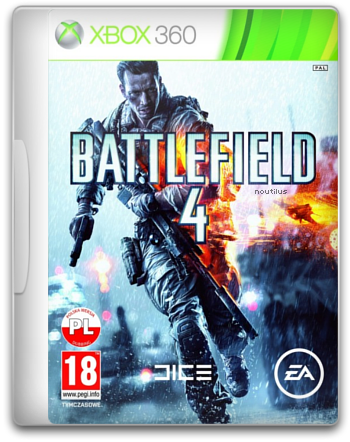 Battlefield 4 (2013) XBOX360-iMARS / Polska Wersja Językowa