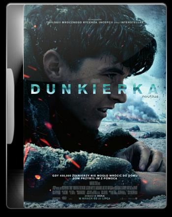 Dunkierka / Dunkirk (2017) PL.IMAX.720p.BDRip.x264.AC3-MiNS / Lektor PL