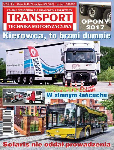 Transport: Technika Motoryzacyjna - 2 / 2017