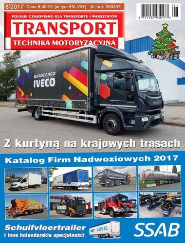 Transport: Technika Motoryzacyjna - 8 / 2017