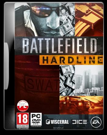 Battlefield Hardline (2015) MULTi12-ElAmigos + Poradnik / Polska Wersja Językowa