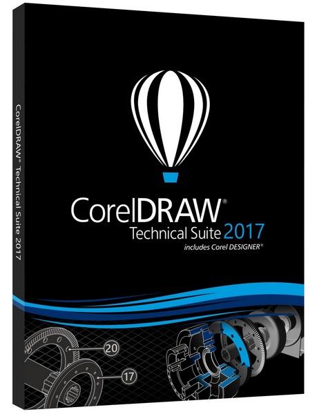 CorelDRAW Technical Suite 2017 19.1.0.414 Multilingual (x64/x86)