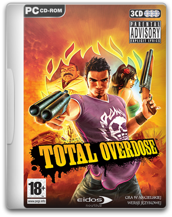 Total Overdose: A Gunslinger's Tale in Mexico (2005) GOG + Widescreen Patch + 2 Poradniki