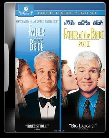 Ojciec panny młodej / Father of the Bride (1991 - 1995) PL.720p.BDRip.x264.AC3-MiNS / Lektor PL