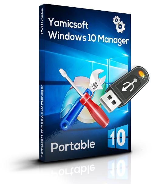Yamicsoft Windows 10 Manager 2.2.7 Multilingual Portable