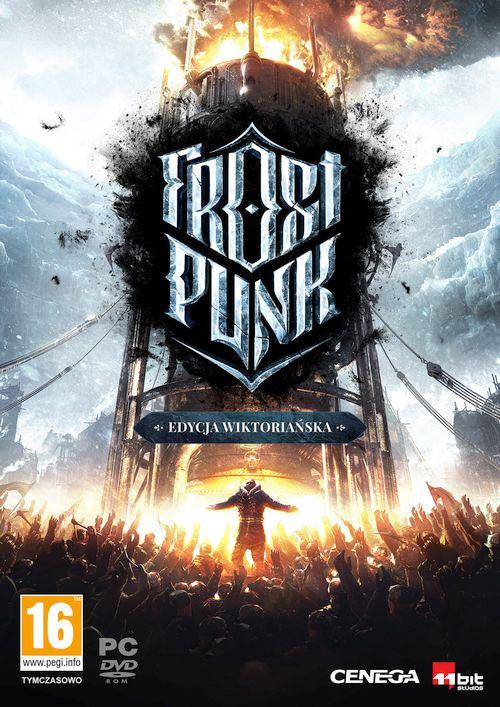 Frostpunk (2018) PL-GOG / Polska Wersja Językowa