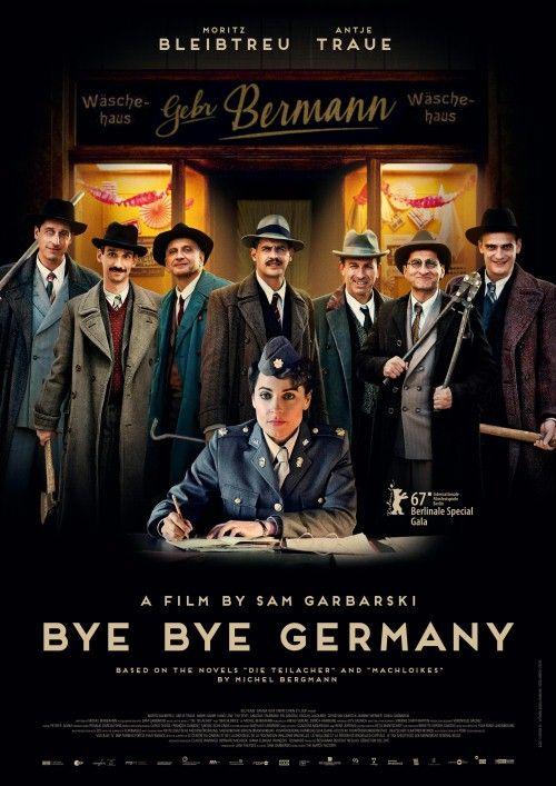 Bye Bye Germany / Es war einmal in Deutschland... (2017) PL.WEB-DL.XviD-KiT / Lektor PL