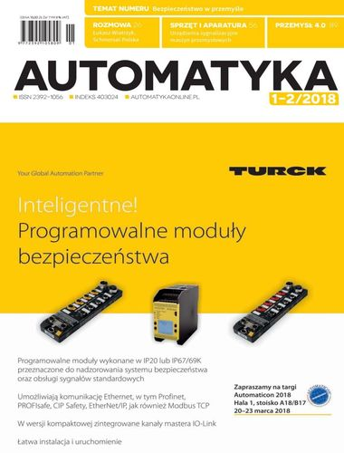 Automatyka - 1-2 / 2018