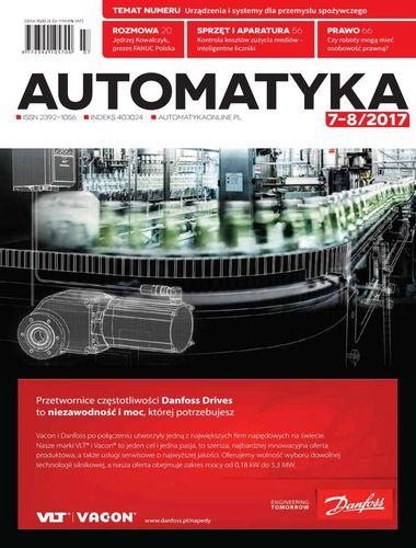 Automatyka - 7-8 / 2017