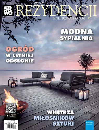 Świat rezydencji, wnętrz & ogrodów - 7-8 / 2017