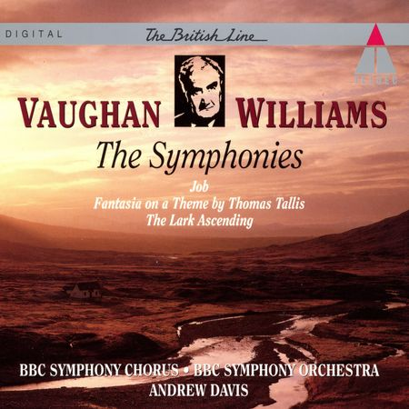 Andrew Davis - Vaughan Williams: The Symphonies (6 CD Box Set) (2012) [FLAC]