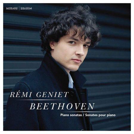 Remi Geniet - Beethoven: Piano Sonatas (2017) [FLAC]