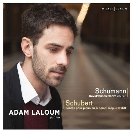 Adam Laloum - Schumann, Schubert (2016) [FLAC]