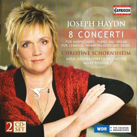 Christine Schornsheim - Haydn: 8 Concerti (2008) [FLAC]