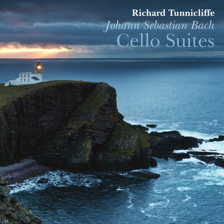 Richard Tunnicliffe - Bach: Cello Suites (2012) [FLAC]