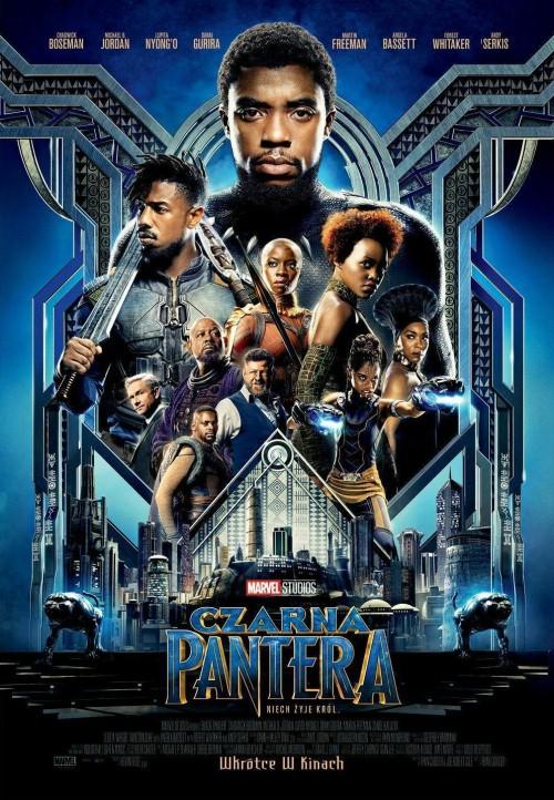 Czarna Pantera / Black Panther (2018) PL.IVO.720p.BRRip.XviD-SP [Lektor PL-IVO]