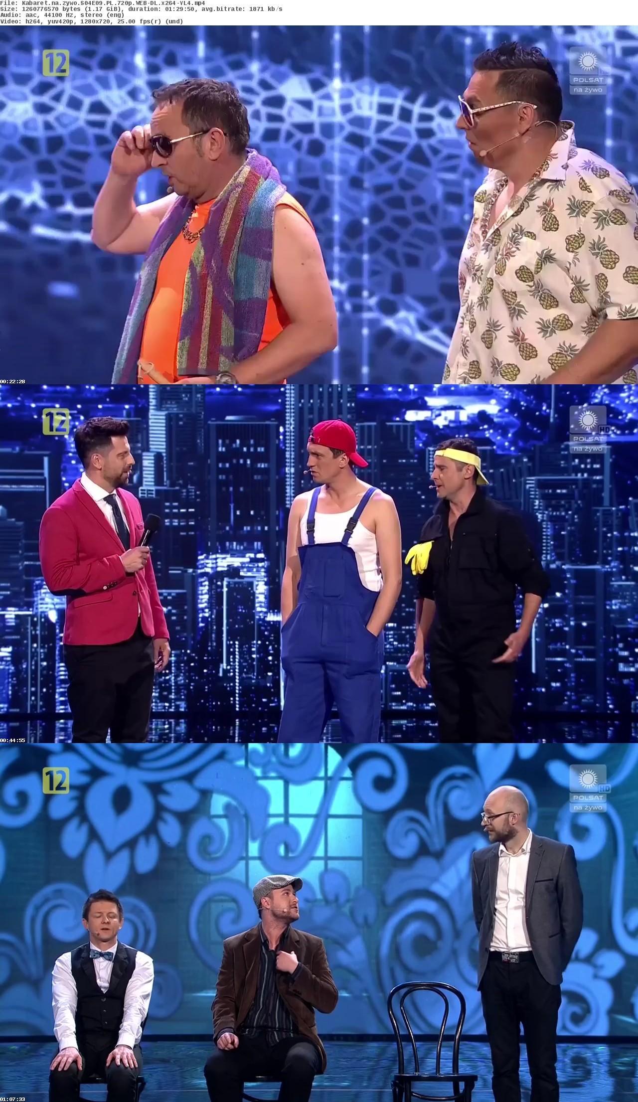 Kabaret na Żywo (2018){Sezon 4}