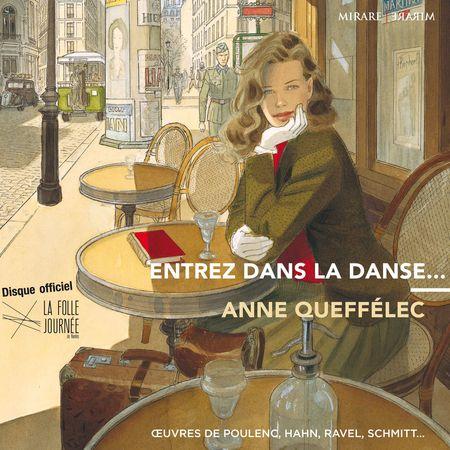 Anne Queffelec - Entrez Dans La Danse... (2016) [FLAC]