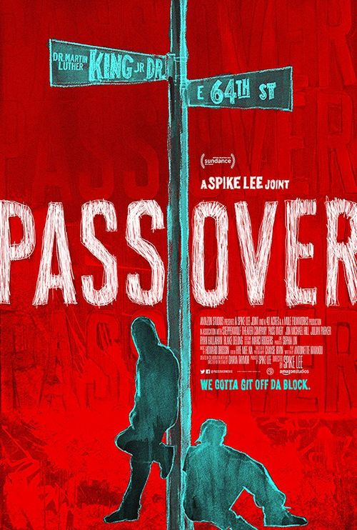 Pass Over (2018) PL.IVO.HDRip.XviD-SP [Lektor PL-IVO]