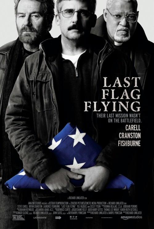 Last Flag Flying (2017)  PL.SUBBED.BRRip.Xvid-MORS / Napisy PL wtopione