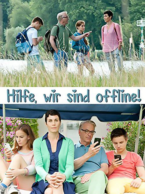 Ratunku, jesteśmy offline! / Hilfe, wir sind offline! (2016) PL.HDTV.XviD-DiDi | Lektor PL