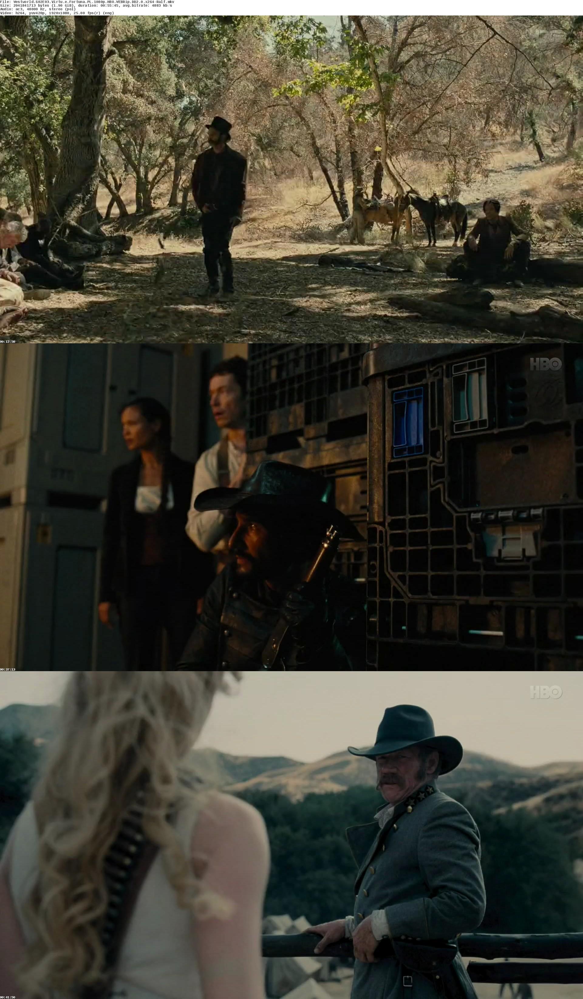 Westworld (2018) {Sezon 2}
