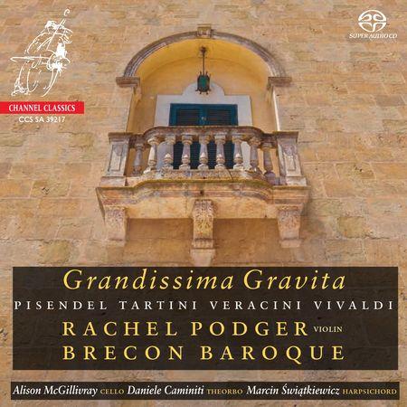Rachel Podger - Grandissima Gravita (2017) [FLAC]