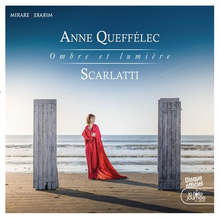 Anne Queffelec - Scarlatti: Ombre Et Lumiere (2014) [FLAC]