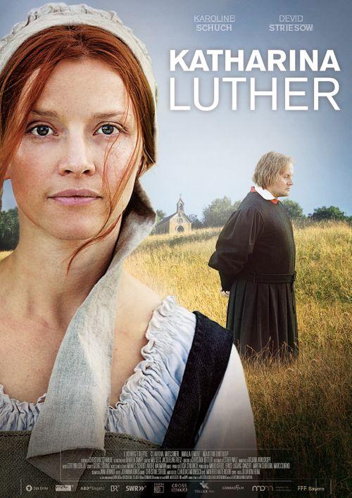 Katarzyna Luter / Katharina Luther (2017) PL.HDTV.XviD-DiDi | Lektor PL