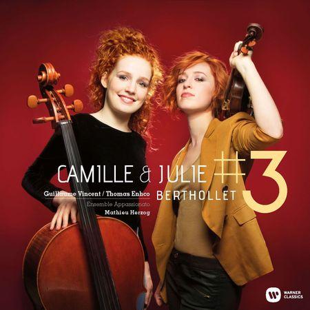 Camille & Julie Berthollet - #3 (2017) [FLAC]