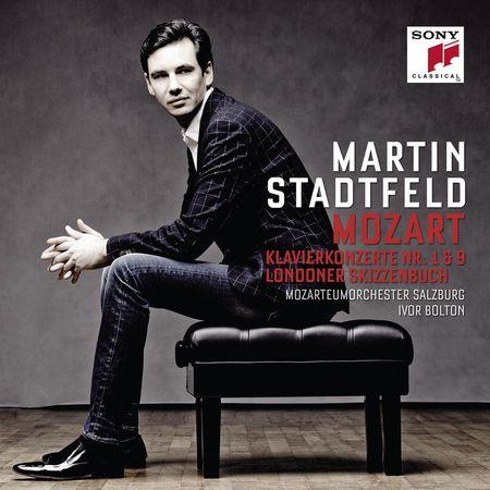 Martin Stadtfeld - Mozart: Piano Concertos Nos. 1 & 9 (2015) [FLAC]