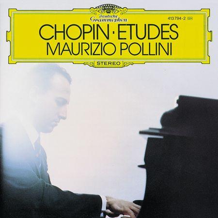 Maurizio Pollini - Chopin: Etudes (1985) [FLAC]