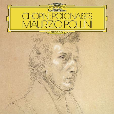 Maurizio Pollini - Chopin: Polonaises (2015) [FLAC]
