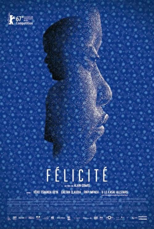 Felicite (2017)  PL.DVDRip.x264-J / Lektor PL