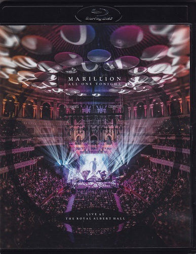 Marillion - All One Tonight - Live At The Royal Albert Hall (2018) [Blu-ray x 2 1080i]