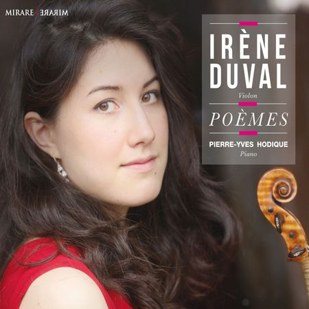 Irene Duval - Poemes (2017) [FLAC]