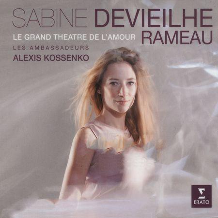 Sabine Devieilhe - Rameau: Le Grand Theatre De L'amour (2013) [FLAC]
