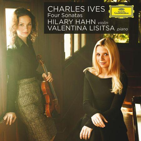 Hilary Hahn, Valentina Lisitsa - Charles Ives: Four Sonatas (2009) [FLAC]